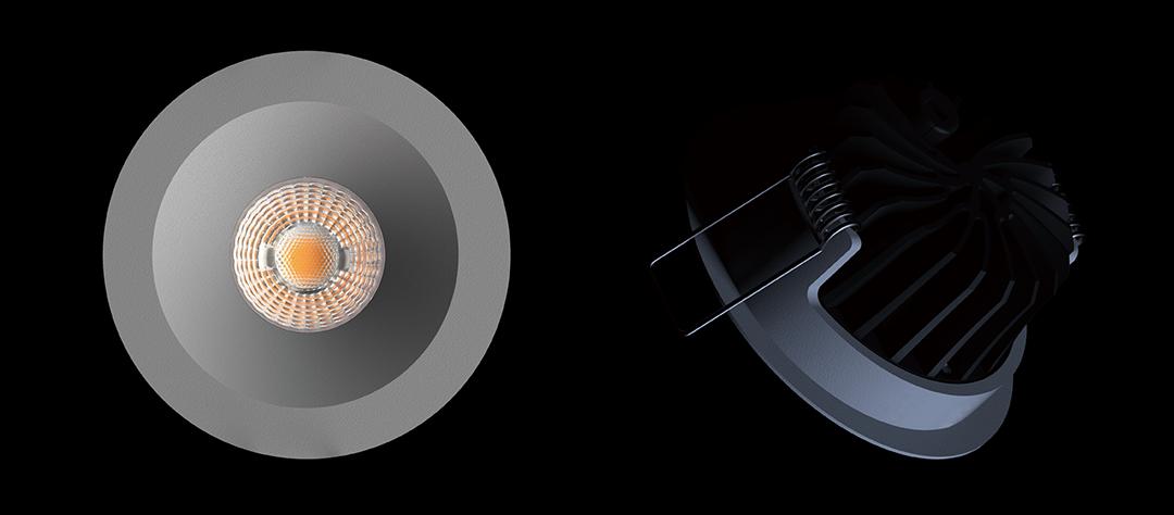 led downlight, led ugradna svetiljka, led rasveta, led spot, led